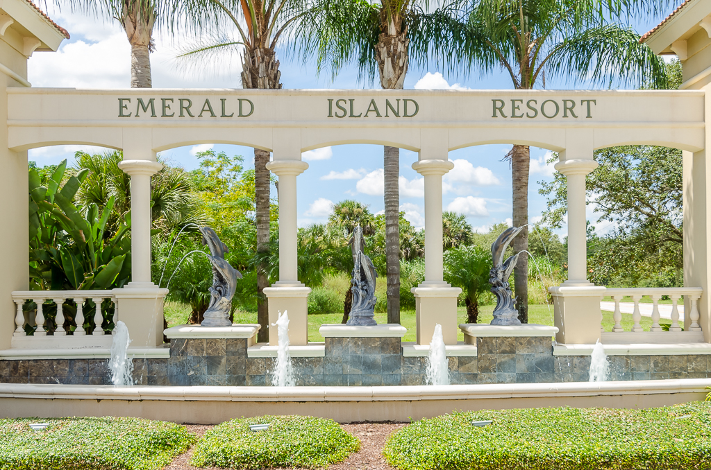 Emerald Island Resort /GJ474-7