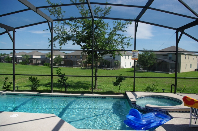 Disabled Friendly Pool Home-31694