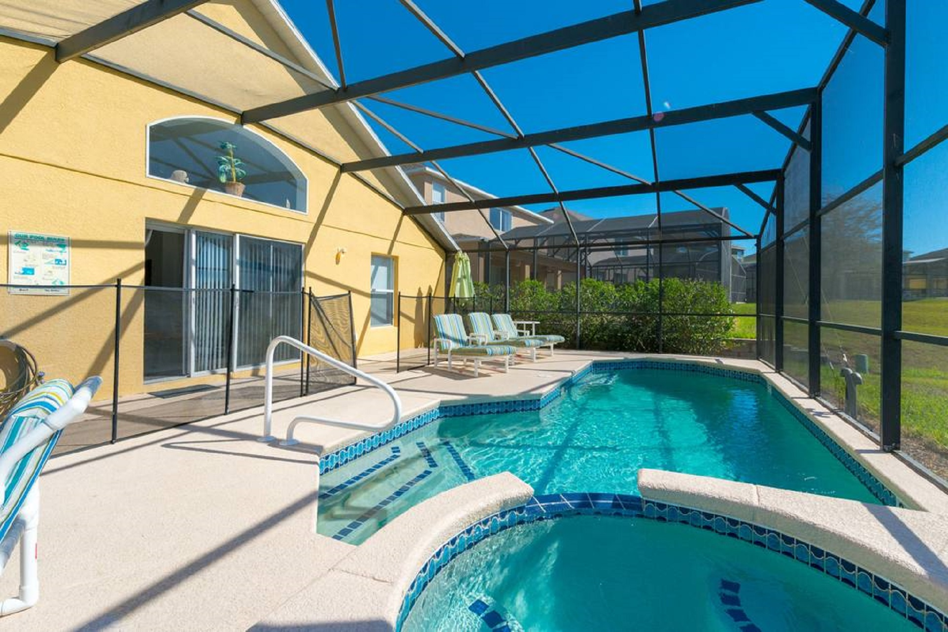 Disabled Friendly Pool Home-122949