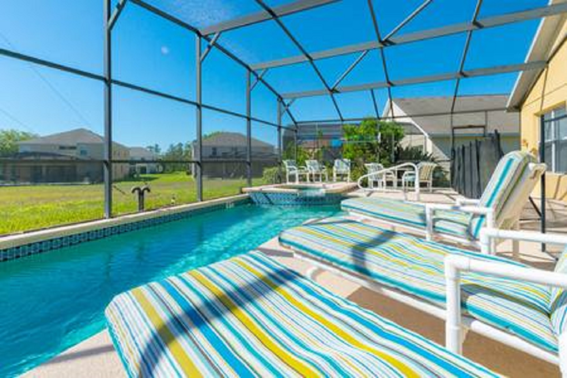 Disabled Friendly Pool Home-122951