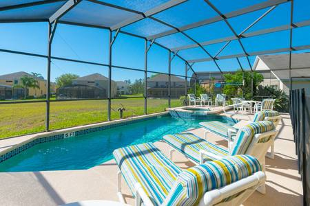Disabled Friendly Pool Home-122952