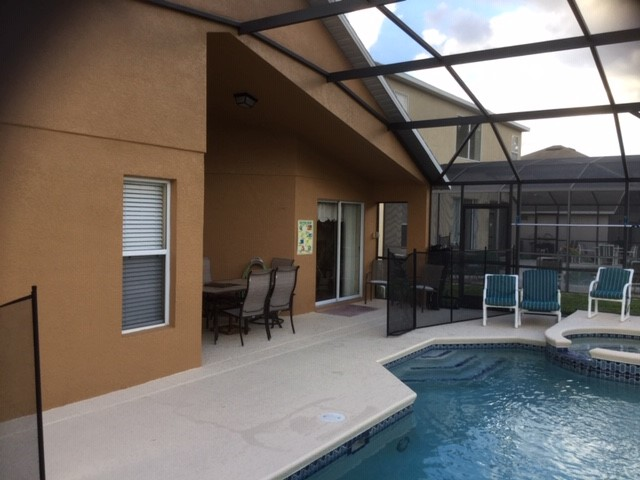 Private South Facing Pool-127141