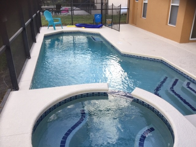 Private South Facing Pool-127143