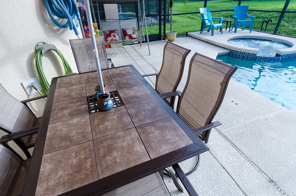Private South Facing Pool-57885