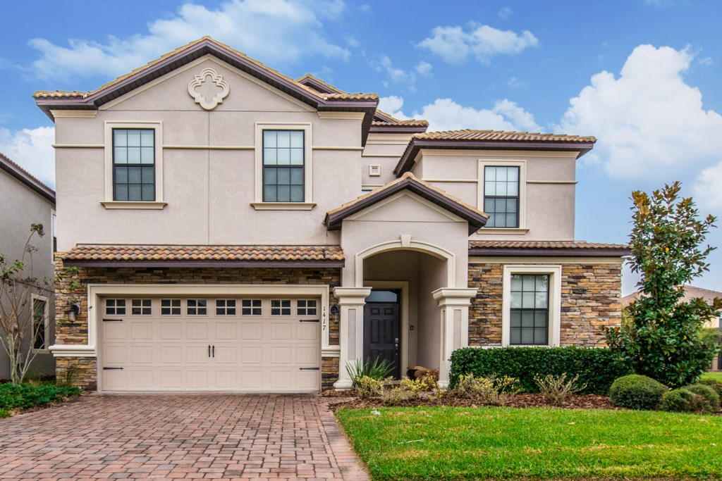 Amazing 8 bed 5 bath Champions Gate home.-130452