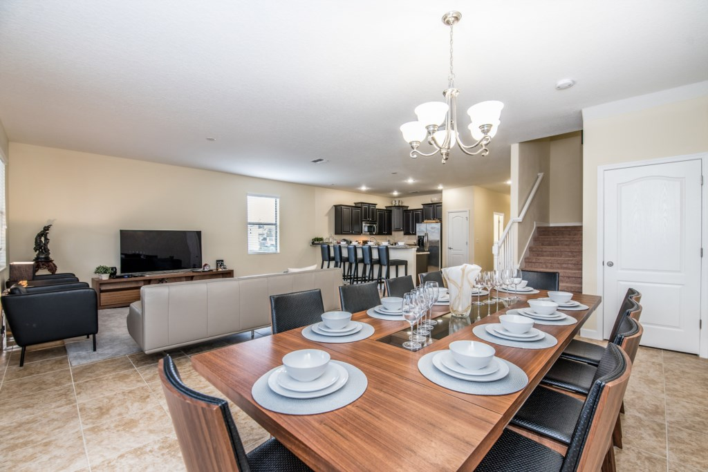 Amazing 8 bed 5 bath Champions Gate home.-130459