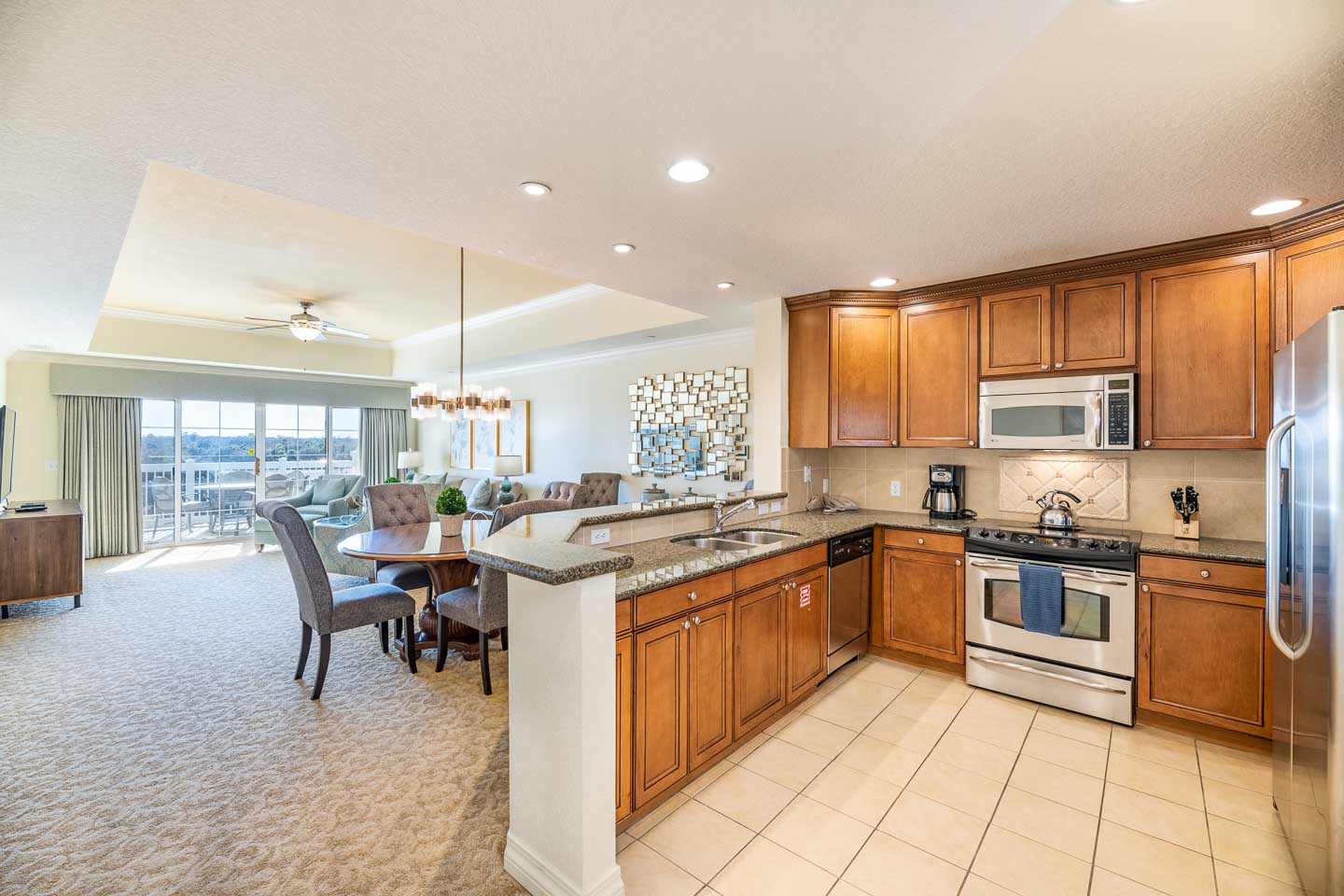 The Welcoming Golf Condo-195349