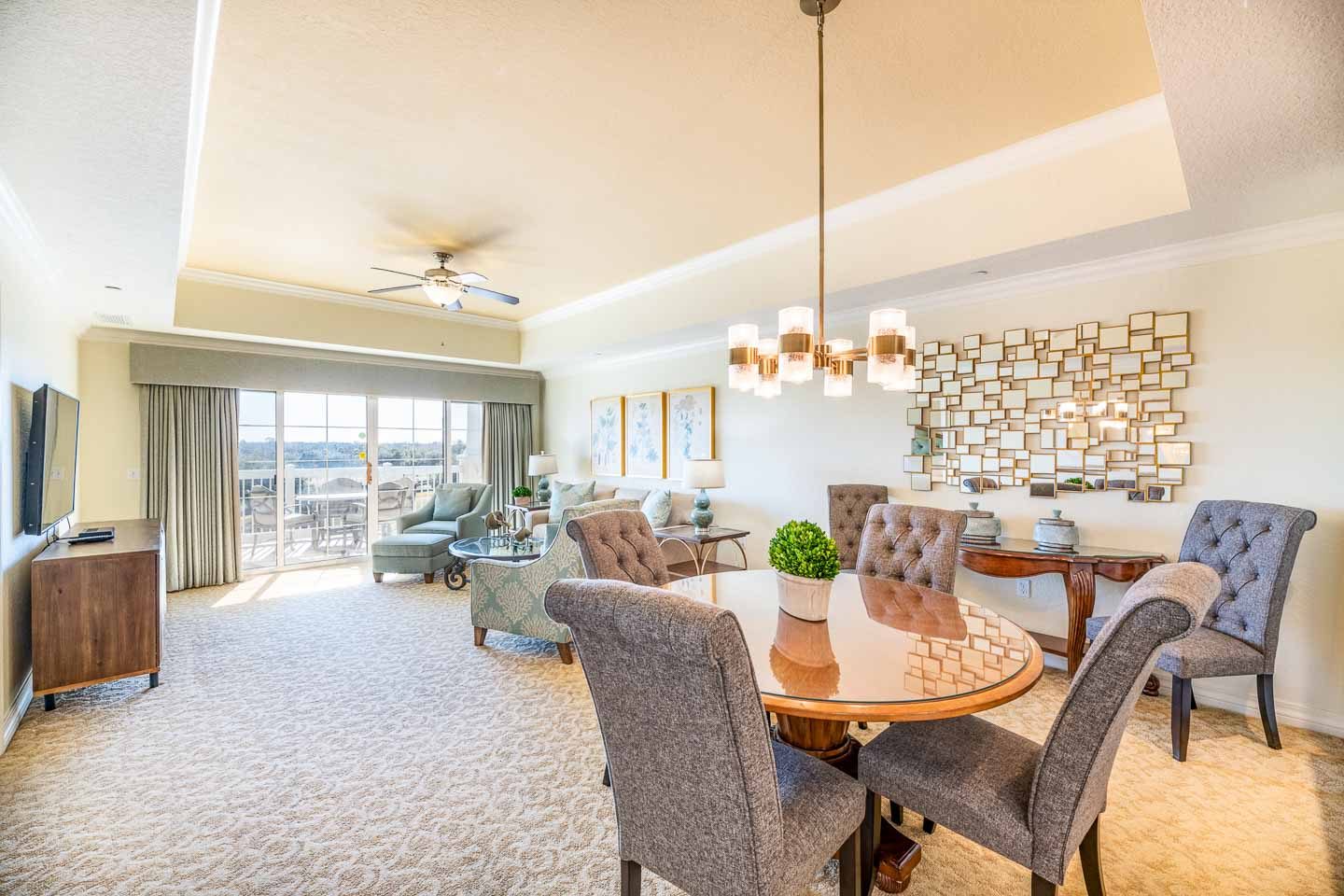 The Welcoming Golf Condo-195350