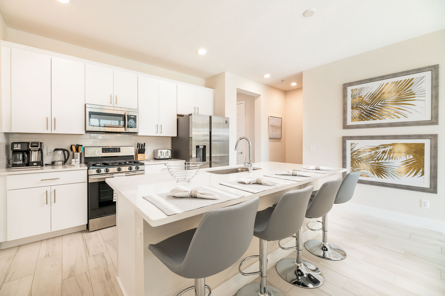 The Serene Townhouse-213002